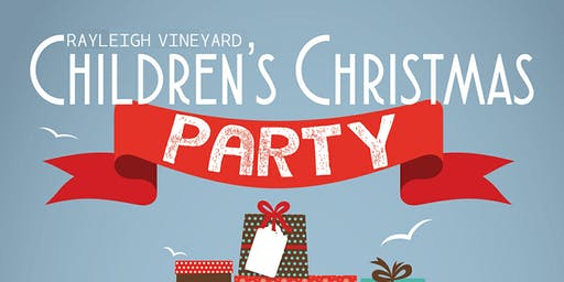 Rayleigh Vineyard Childrens Party