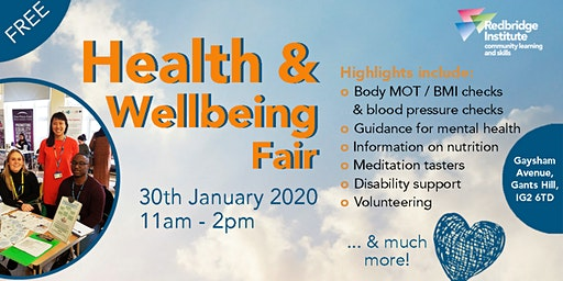 Health & Wellbeing Fair