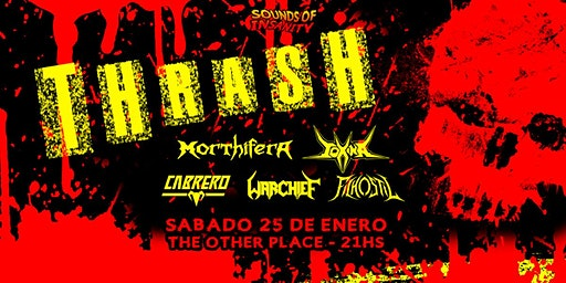 Sounds Of Insanity IV - Thrash!