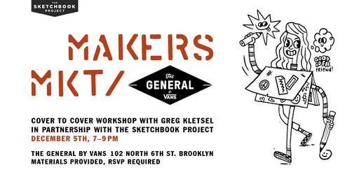 Cover to Cover Workshop with Greg Kletsel