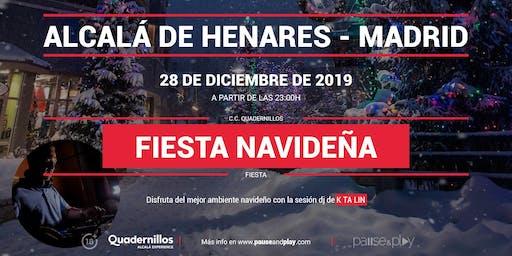 Evento Fiesta navideña con Ktalin en Pause&Play Quadernillos