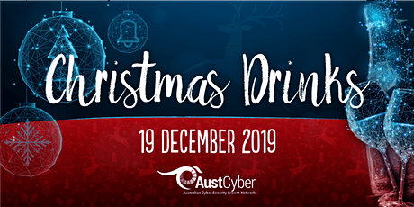 AustCyber Christmas Drinks tickets