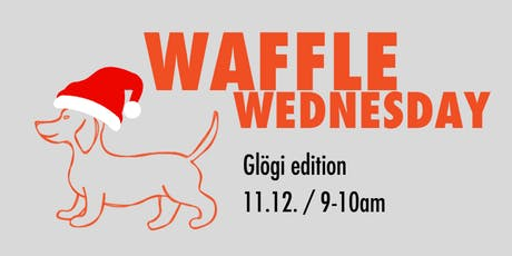 Waffle Wednesday: Glögi edition tickets
