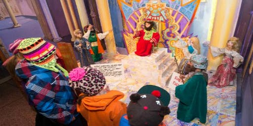 The Moving Crib - Best FREE Christmas Event Dublin
