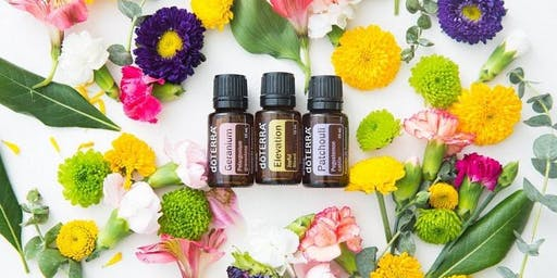 Learn About Essential Oils & How they can Increase Your Well-being