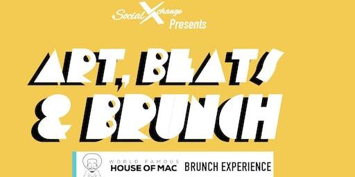 Art, Beats & Brunch | House of Mac Brunch Exp