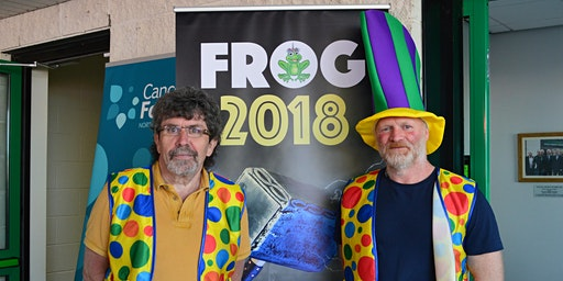 FROG (Fun Run Of the Glens) 2020- (All proceeds go to Cancer Focus NI)