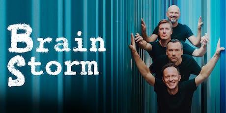 BrainStorm  - Live concert, Dublin tickets