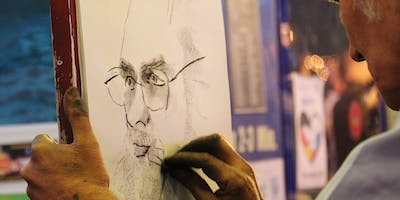 Introduction to Drawing with Charcoal | ***** Art Class