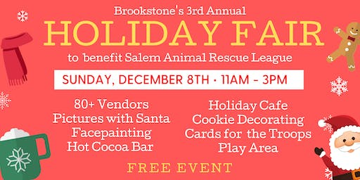Brookstone Holiday Fair