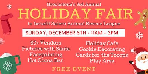 Brookstone Holiday Fair