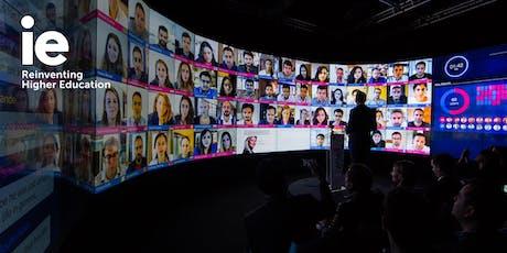Construir la empresa del futuro para triunfar en la era de los datos entradas