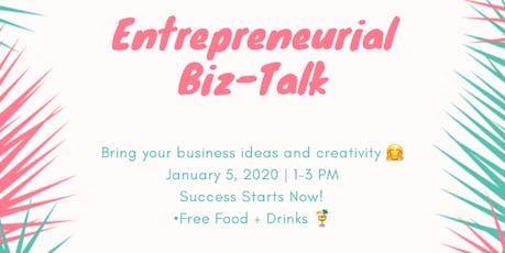 Palm Breeze Entrepreneurial Biz Talk tickets