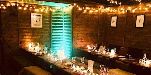 ALPINE Pop-Up Restaurant & Apres Ski Bar