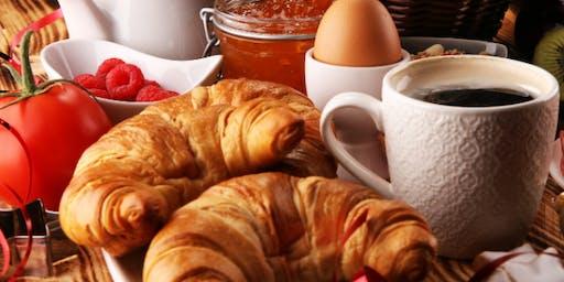NeedQuest - Holiday networking breakfast
