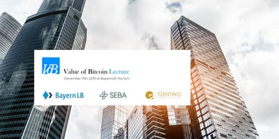 Value of Bitcoin Lecture - Bitcoin and Financial Institutions