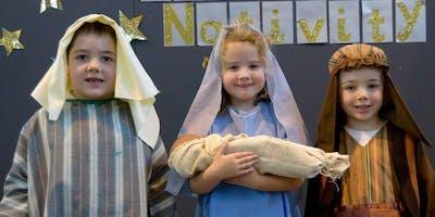 P1 and P2 Nativity 2019
