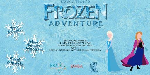 Education's Frozen Adventure