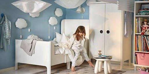 IKEA Family Workshop: Children's sleep: play all day, sleep all night