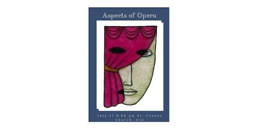 Aspects of Opera
