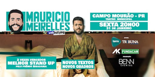 Maurício Meirelles  StandUp  Comedy+Web Bullying e