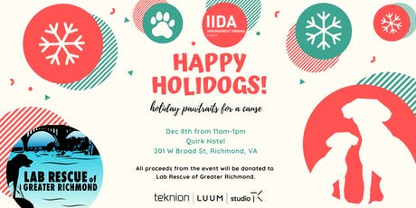 Happy Holidogs with Lab Rescue of Greater Richmond tickets
