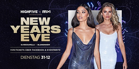 NEW YEARS EVE - Silvester 2019 im Mach1 Tickets