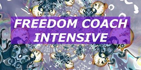 FREEDOM COACH INTENSIVE WORKSHOP™ tickets