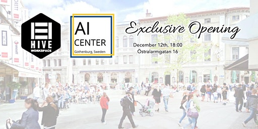 AI Centre Exclusive Opening Ceremony