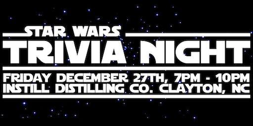 Star Wars Trivia Night
