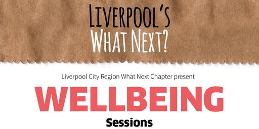 What Next Wellbeing sessions