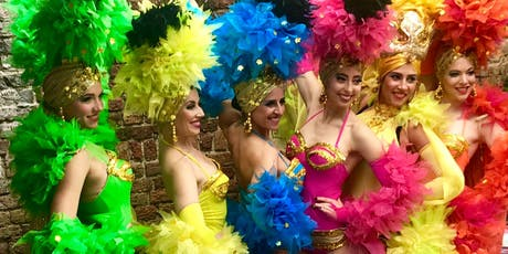 CUBAN CABARET PERFORMANCE COURSE WITH MADELEINE DUBA (60min)@Morley College (Waterloo) tickets