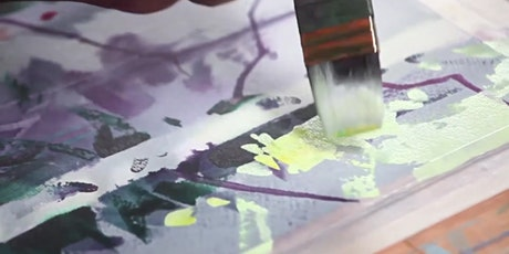 Introduction to Painting with Gouache | Adult Art Class tickets