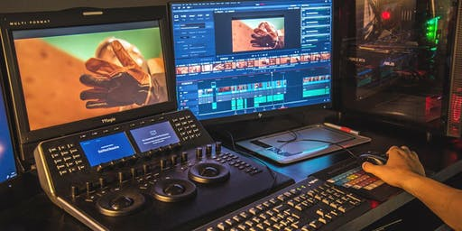 Open Class: Corrección de Color para Cine con Da Vinci Resolve