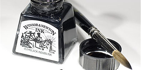 Introduction to Painting with Inks | Adult Art Class tickets