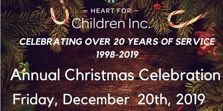 HFC's Annual Christmas Celebration 2019 tickets