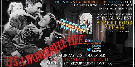 It's A Wonderful Life @ St Thomas Church with Street Food Affair tickets