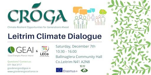 CRÓGA: Leitrim Climate Dialogue
