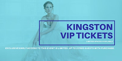 Opportunity Bridal VIP Early Access Kingston Pop Up Wedding Dress Sale