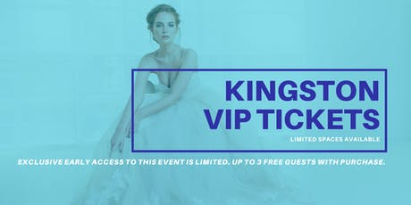 Opportunity Bridal VIP Early Access Kingston Pop Up Wedding Dress Sale tickets