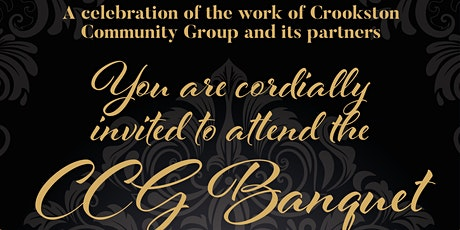 Crookston Community Group Banquet tickets