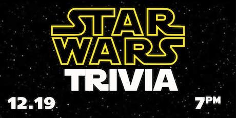 Star Wars Trivia-D&B Springfield tickets