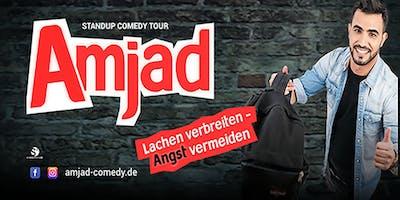 "Live Comedy Show ""Lachen verbreiten, Angst Vermeiden"" in STUTTGART"