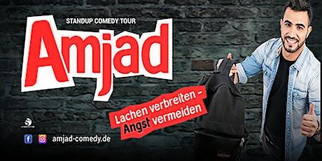 """Live Comedy Show """"Lachen verbreiten, Angst Vermeiden"""" in STUTTGART tickets"""