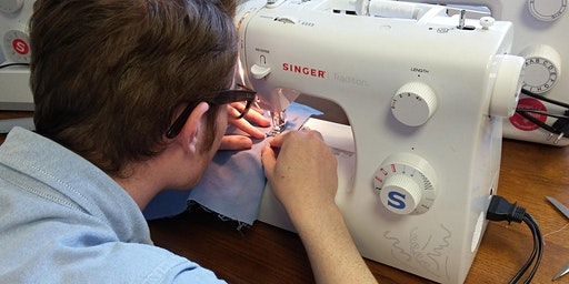 Atelier Couture  : Initiation à la machine à coudre