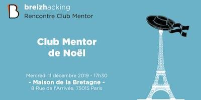 Club Mentor - Décembre