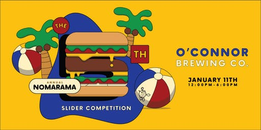 The 5th Annual Nomarama Slider Competition