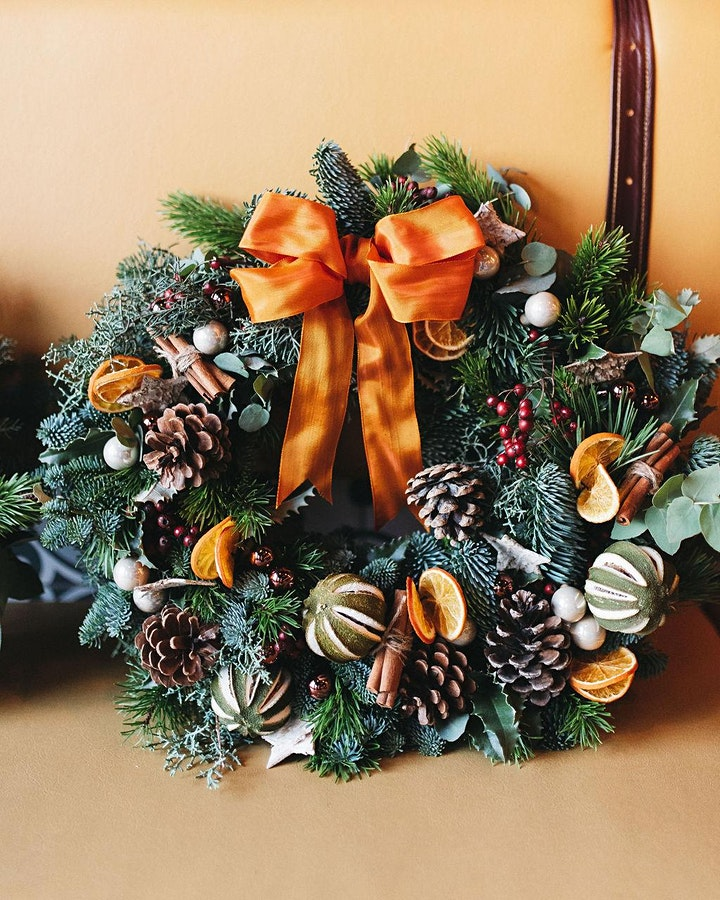 Traditional Wreath Workshop image