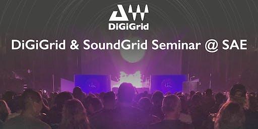 DiGiGrid & SoundGrid Seminar
