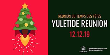 eHub Yuletide Reunion 2019 tickets